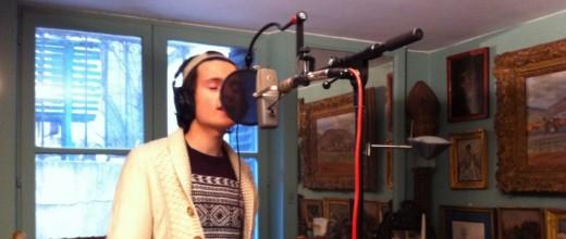 Enregistrement des voix en cours ! Premier single pour bientôt !